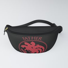 Father of Cats Funny Gift For Cat Lovers Fanny Pack