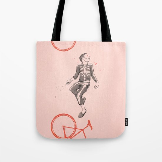 """Dude, wake up..."" Tote Bag"