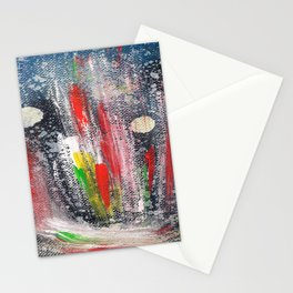 Cosmic blue 67 ing Stationery Cards
