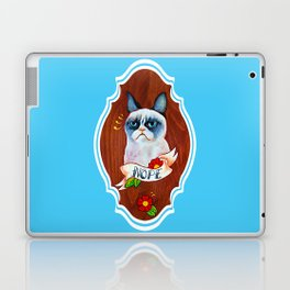 Feline Denial Laptop & iPad Skin