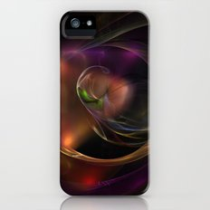 Color Of Music iPhone (5, 5s) Slim Case