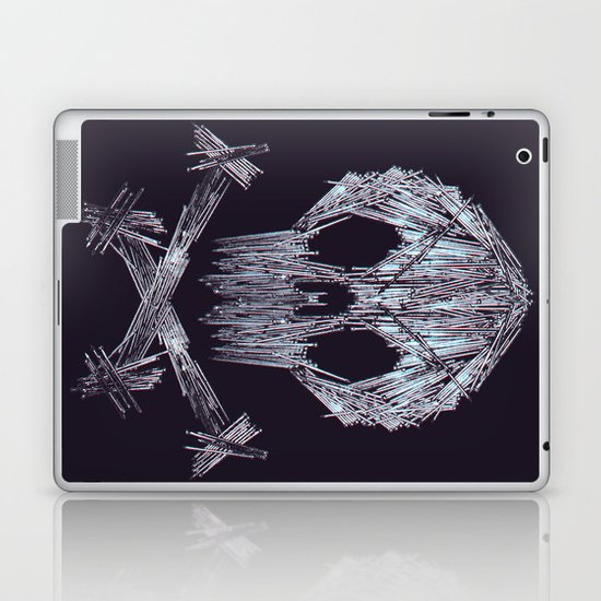Piracy Laptop & iPad Skin