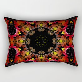 Photon Resonance Rectangular Pillow