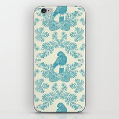 Mexican Parrot iPhone & iPod Skin