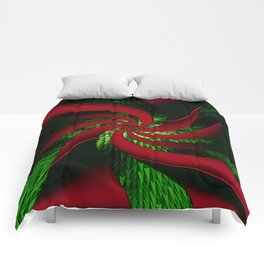 Dancing through the Holidays! Comforters
