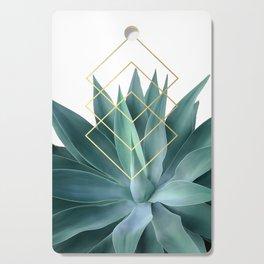 Agave geometrics Cutting Board