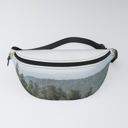 Lookout Ridge - Mountain Nature Photography Fanny Pack