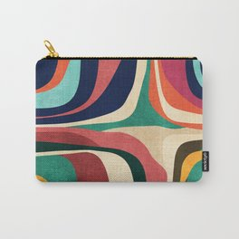 Impossible contour map Carry-All Pouch