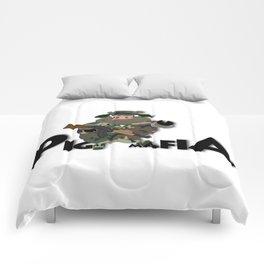 Pig Mafia Comforters