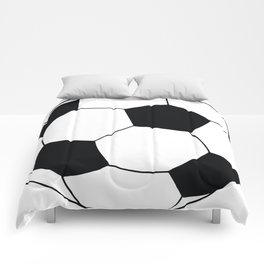 World Cup Soccer Ball - 1970 Comforters