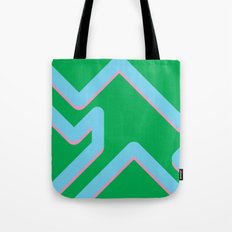 The form Tote Bag
