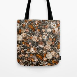 Baroque Macabre Tote Bag