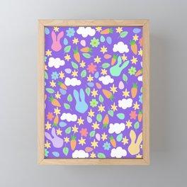 Easter #3 Framed Mini Art Print