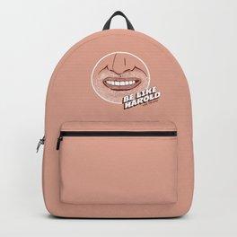 Be like Harold. Hide the Pain. Backpack
