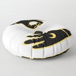 Mudra Hands Floor Pillow