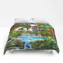 Enchanted Jungle Comforters