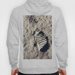 One Giant Leap For Mankind Hoody