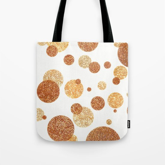 Party Dots Tote Bag