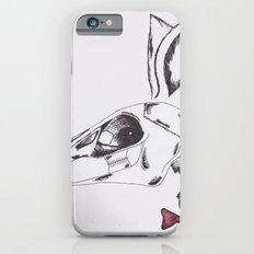 francine the rabbit queen. Slim Case iPhone 6s