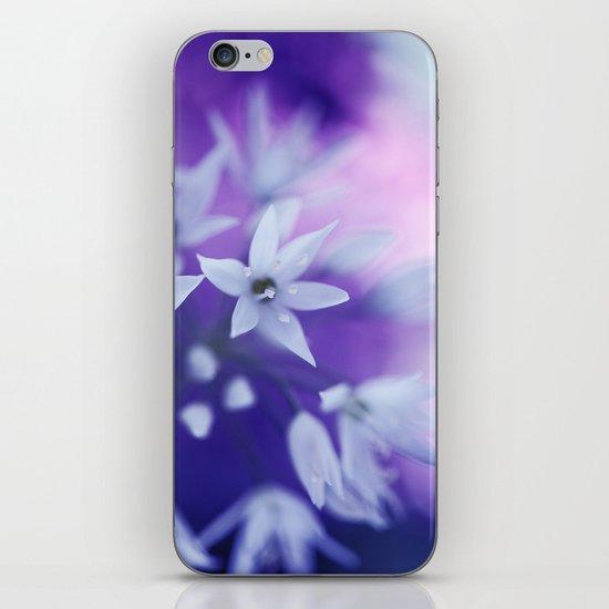 Dusky Violet iPhone & iPod Skin