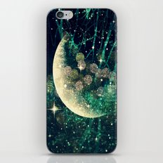 Moon Dust iPhone & iPod Skin