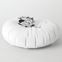 Energy Saving Mode Floor Pillow
