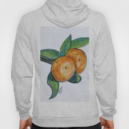 Two Oranges Hoody
