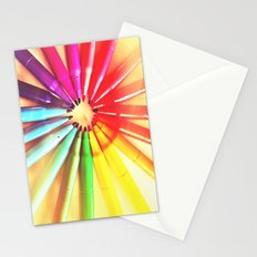 Color markers Stationery Cards