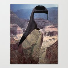 Haircut 8 Canvas Print