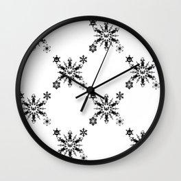 Monster Chic Wall Clock