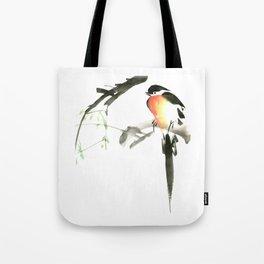 Chinese Shui-mo(水墨)- Bird Tote Bag