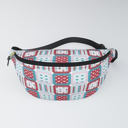Charms Quilt Fanny Pack