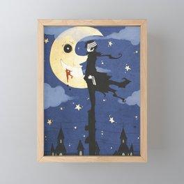 Soul Eater - Death the Kid Framed Mini Art Print