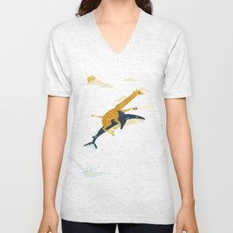 Onward! Unisex V-Neck