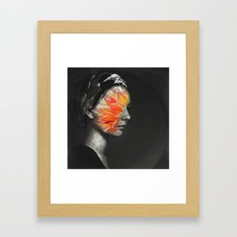 Unreal reality Framed Art Print