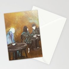 Jealous Of Youth Cafe Part 1 Stationery Cards