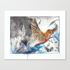 Bird Version I Canvas Print