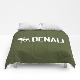 Denali Moose Comforters