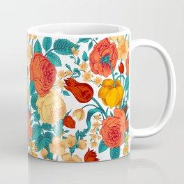 Vintage flower garden Coffee Mug