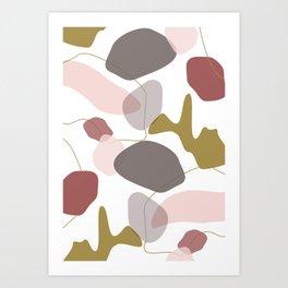 Aries Pattern Art Print
