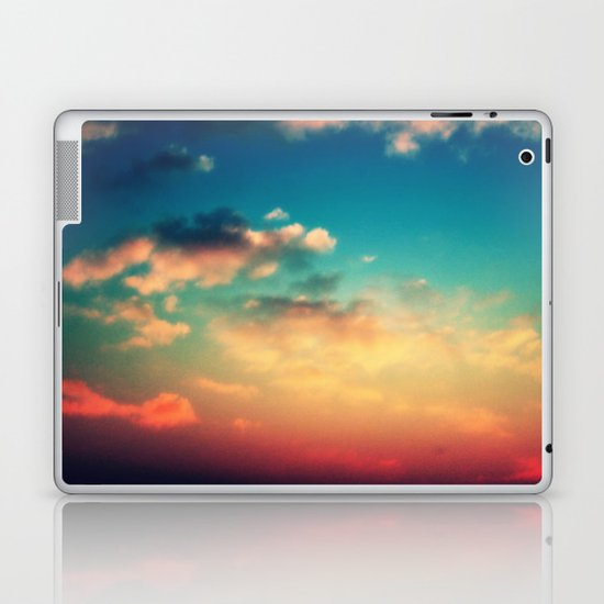 My Head is stuck in the Clouds Laptop & iPad Skin