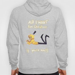 all i want for christmas Hoody