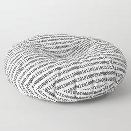 Numbers Floor Pillow