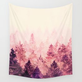 Fade Away III Wall Tapestry