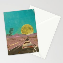 EVENING EXPLOSION II Stationery Cards
