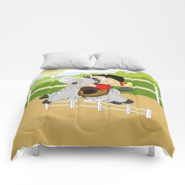 Olympic Sports: Equestrian Comforters