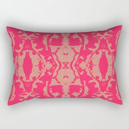 Butterflies in delusion  Rectangular Pillow