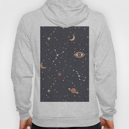Mystical Galaxy Hoody
