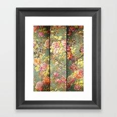 Chinoiserie Framed Art Print