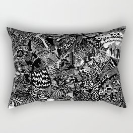 Kasheshe Rectangular Pillow